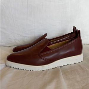 EverLane Oxblood street shoes